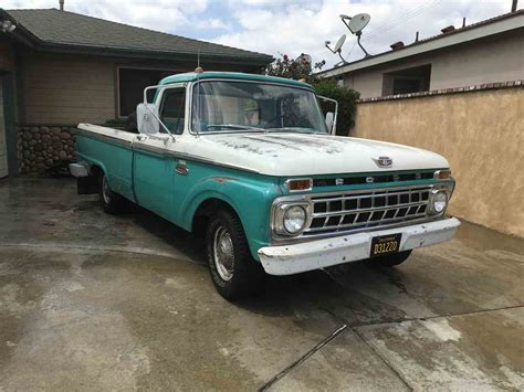 1965 Ford F100 by 1965 Ford F100 For Sale Classiccars Cc 970977