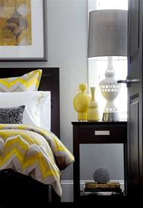 yellow bedroom ideas cheerful sophistication 25 elegant gray and yellow bedrooms
