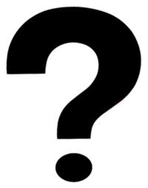 large printable question mark 問號 台灣wiki