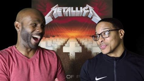 metallica in vegas metallica lost in vegas reacts to quot master of puppets