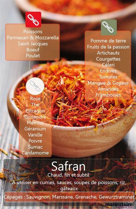 food inspiration comment utiliser le safran en cuisine