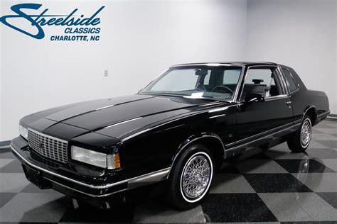ls for sale amazon 1986 chevrolet monte carlo my classic garage