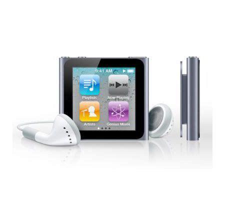 apple ipod nano 6g (8 go) : test complet lecteur mp3