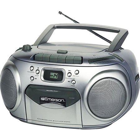 cassette cd radio player pd6548sl radio cd cassette player recorder boombox
