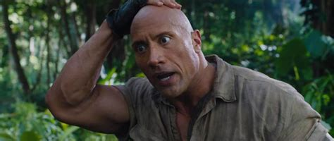 jumanji movie clues new jumanji trailer redefines death by cake that