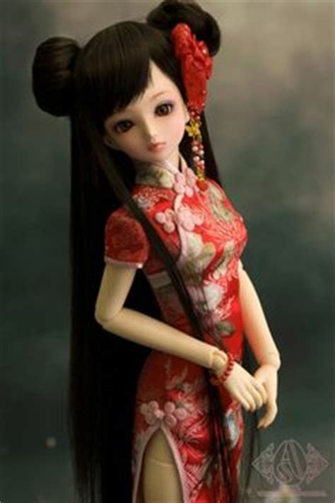 china doll pictures ancient palace costumes for