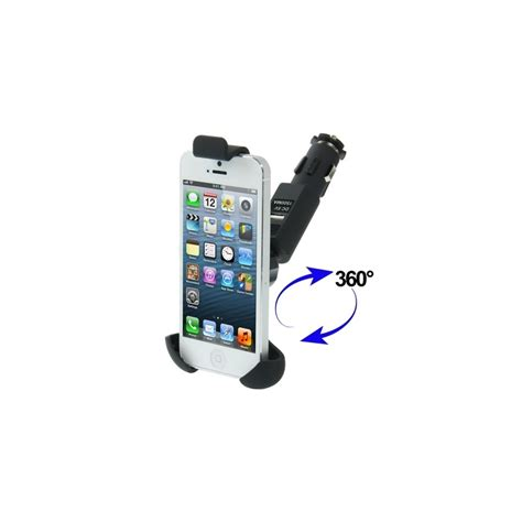 chargeur voiture avec support int 233 gr 233 pour iphone iphony