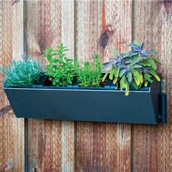 Self Watering Vertical Planters 22 5 Quot Vesi Self Watering Vertical Wall Planter Pride