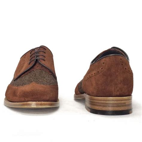 mens shoes and boots uk barker mens shoes jackson lace up suede from mozimo