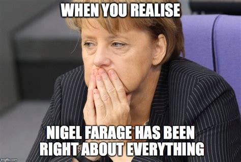 Nigel Meme - nigel farage discusses latest london terrorist attack