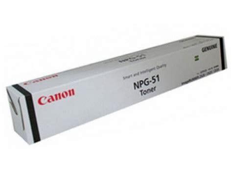 Toner Npg 51 Original 1 canon npg 51 toner cartridge