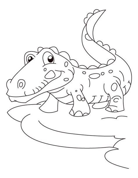alligator coloring page pdf joyful alligator coloring pages download free joyful
