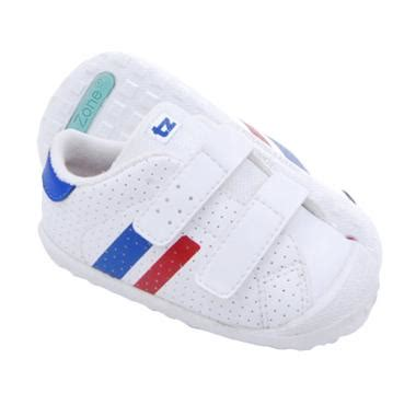 Toezone Orville Fs White Royal jual toezone flagstaff fs royal sepatu anak laki white harga kualitas terjamin
