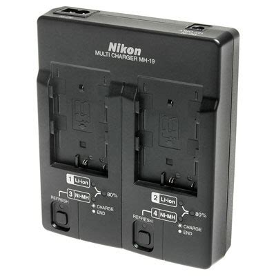 nikon mh 19 multi battery charger review, compare prices