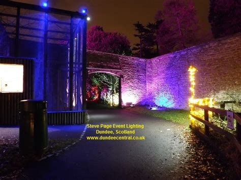 Outdoor Lighting Hire Steve Page Lighting Hire Outdoor Lighting Hire