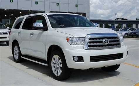 suv toyota sequoia 2015 toyota sequoia suv family wallpaper hd 4 carstuneup