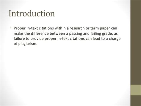 How To Make Citations In A Research Paper - how to do in text citations in a research paper