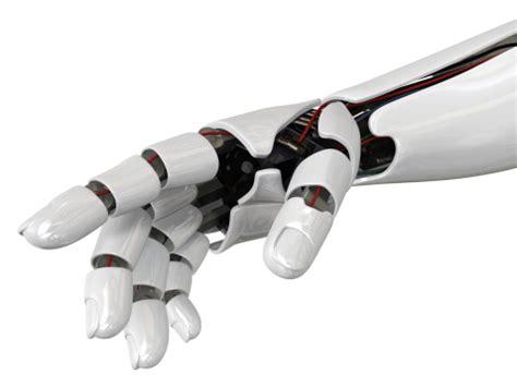 are domestic robots closer than we think techrony humanoid robot hand stock photo thinkstock