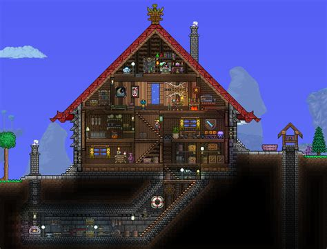 how to build a house in terraria terraria house terraria