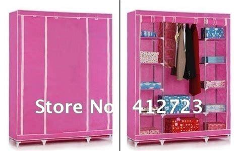 selling fashion foldable wardrobe diy