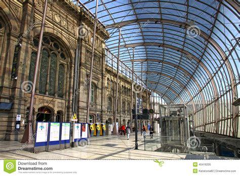 bureau sncf strasbourg gare de strasbourg la gare ferroviaire principale de la