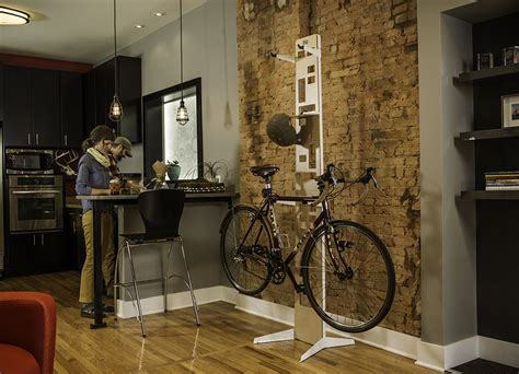 bike storage for small apartments bicycle storage solutions momentum mag