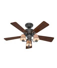fan 20458 alcove ii 44 inch ceiling fan with light
