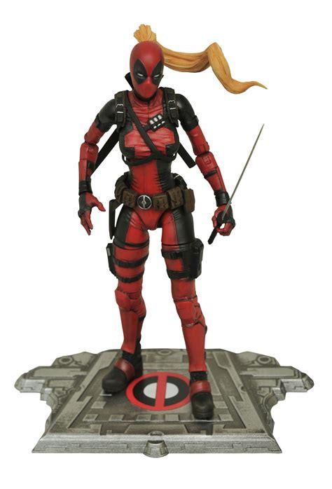 New Original Marvel Select Deadpool previewsworld exclusive marvel select deadpool figure revealed previews world