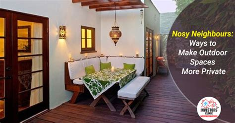 how to make backyard more private nosy neighbors ways to make outdoor spaces more private investors clinic blog