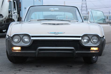 Newest Ford Thunderbird by 1961 Ford Thunderbird 2 Door Hardtop 390 Fe Big Block Low