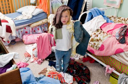 messy kids room   grow your organizing skills