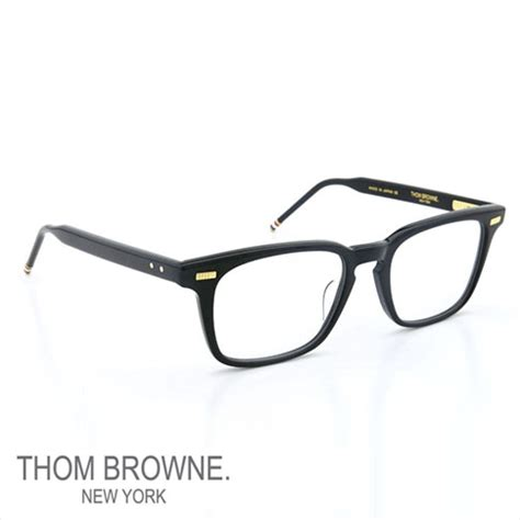 Frame Kacamata Thom Browne Tb402 Original amalfi rakuten global market thom glasses thom browne new york thom glasses tb 402 a blk 49