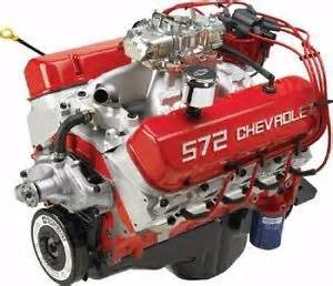 high performance 572ci chevy crate engine ebay