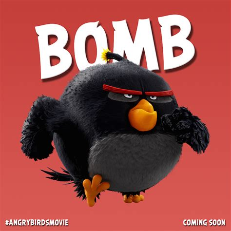 angry on a angry birds teaser trailer