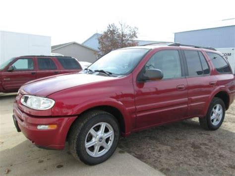 base sport utility 4 door find used 2002 oldsmobile bravada base sport utility 4 door 4 2l in united states
