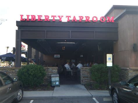 liberty tap room myrtle liberty tap room grill myrtle restaurant reviews phone number photos