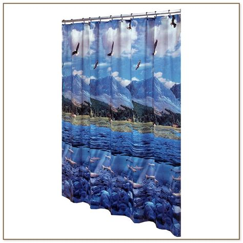 Nature Themed Shower Curtains Nature Themed Shower Curtains Creative Bath Animal Crackers 72 In X 72 In Nature Themed Shower
