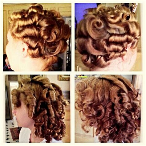 curly hairstyles using bobby pins 25 best ideas about bobby pin curls on pinterest bobby