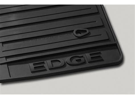 Ford Edge Mats by Ford Edge Cargo Security Shade Black Part No Dt4z