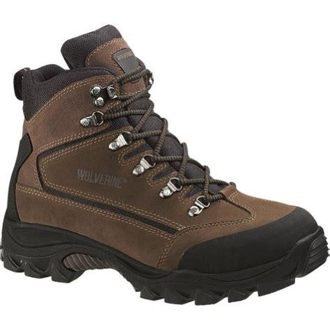 best mens hiking boots wolverine men s spencer hiking boot best hiking shoe