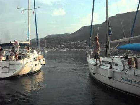 boat mooring fails diy 600lb boat mooring installation part 1 doovi