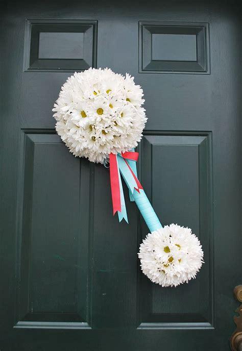 Baby Shower Door Decorations 25 Best Ideas About Baby Door Decorations On