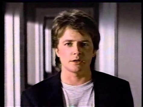 michael j fox tv michael j fox cocaine commercial 1988 youtube