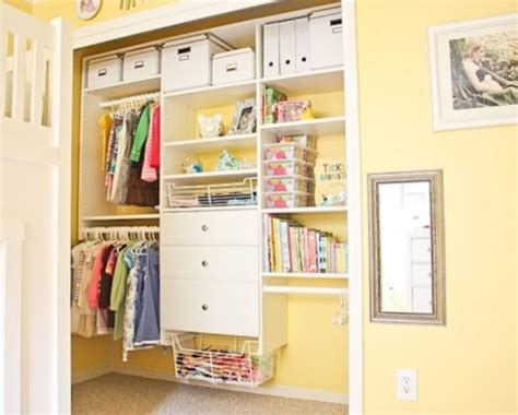 organizing challenge kids closets a 25 ideas to organize kids closets kidsomania