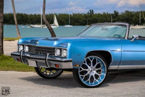 1973 chevy impala donk 1973 chevrolet caprice convertible donk