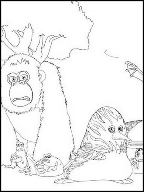 jungle bunch coloring pages coloriage les as de la jungle 225 imprimer 19