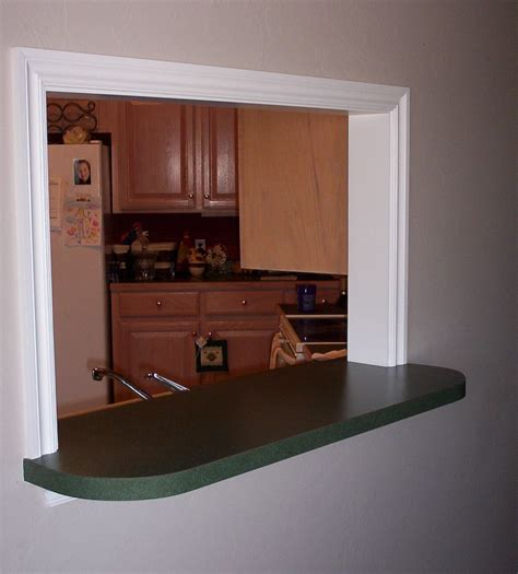pass through window kitchen pass through windows