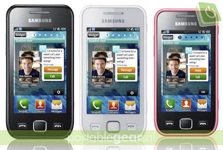 Touchscreen Samsung S5250 S5750 samsung wave 575 geintroduceerd portablegear nl