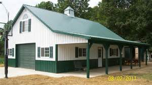 30 by 40 pole barn worker bee construction llc mount gilead oh 43338