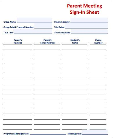 meeting sign in sheet template simple icon sheets helendearest